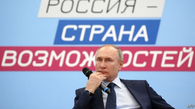 US Takes Aim At Russia And Imposes Economic War Tactics