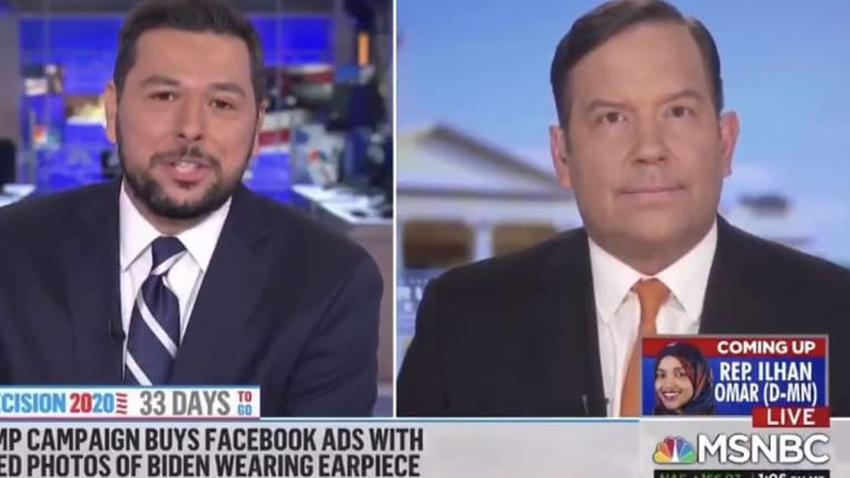 WATCH: Trump Campaign Adviser Gets Caught In A Lie, Then Acts Like A Victim