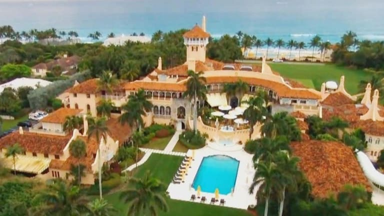 White Supremacist Hate Group Sets Up Office Right Near Trump's Mar-A-Lago