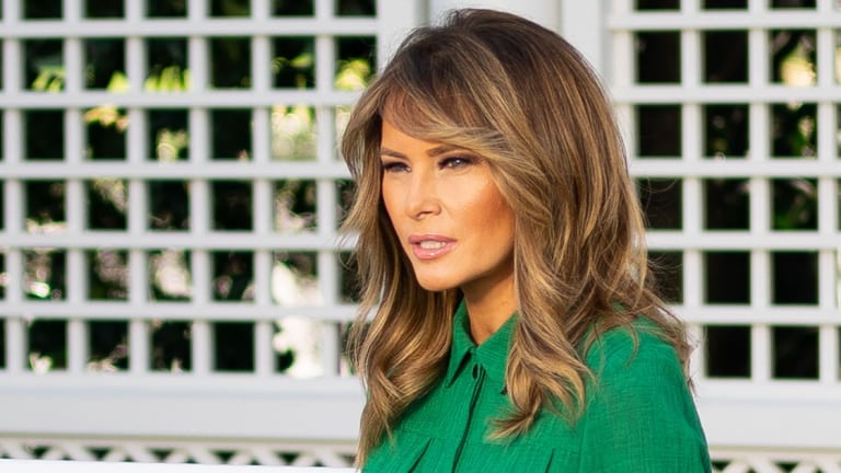 In Secret Recordings, Melania Trump Called Stormy Daniels
