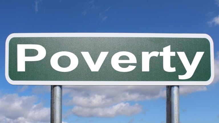 Poverty Levels Reached a New High in March