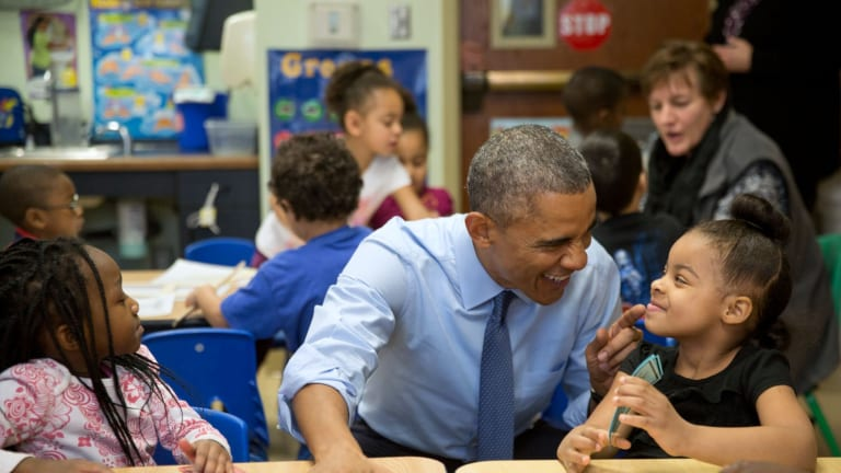 Remember What It Was Like Having A President Capable Of Demonstrating Empathy?