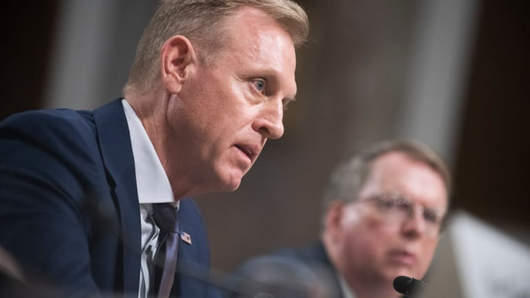 Acting Def. Secretary Resigns Following Coverage Of Domestic Violence Allegation