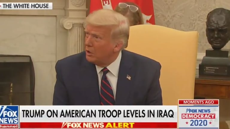 WATCH: In This Clip, Trump Casually Brags About Committing War Crimes