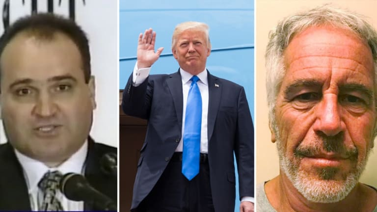 Trump Is Unusually Friendly With Men Accused Of Crimes Against Women, Children