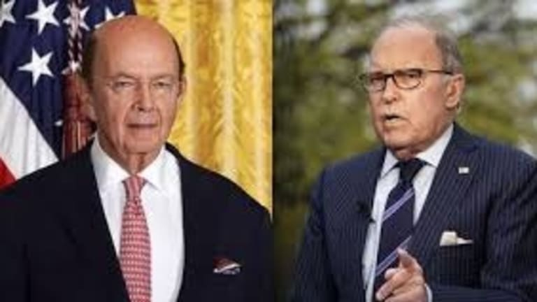 Trump Administration Fellows Wilbur Ross And Larry Kudlow Join Up To Launch SPAC