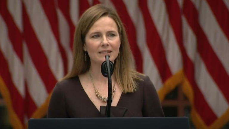 Amy Coney Barrett Served As A 'Handmaid' In Christian Group People Of Praise