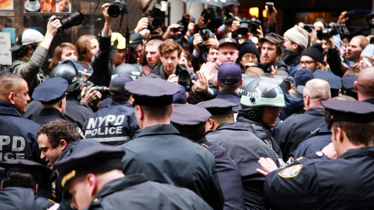 NYPD Cops Accused Of Raping Detained Teenager Receive No Jail Time