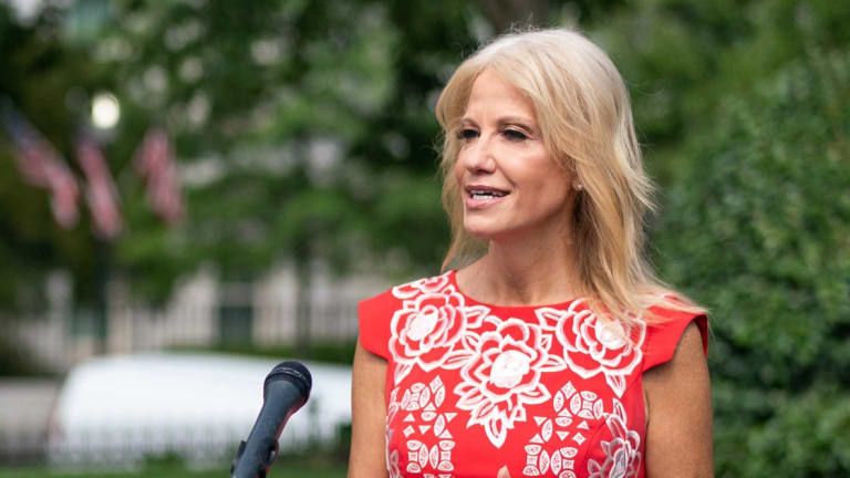 Kellyanne Conway Accused Of Posting Topless Photo Of Her 16-Year-Old Daughter