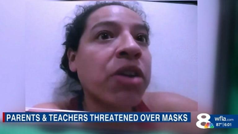 QANON Mom Accuses Teachers Of Pedophilia For Mandating Masks In School