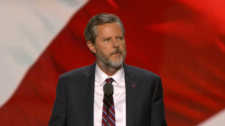 Jerry Falwell Jr. Orders Liberty University To Reopen, Putting Students At Risk