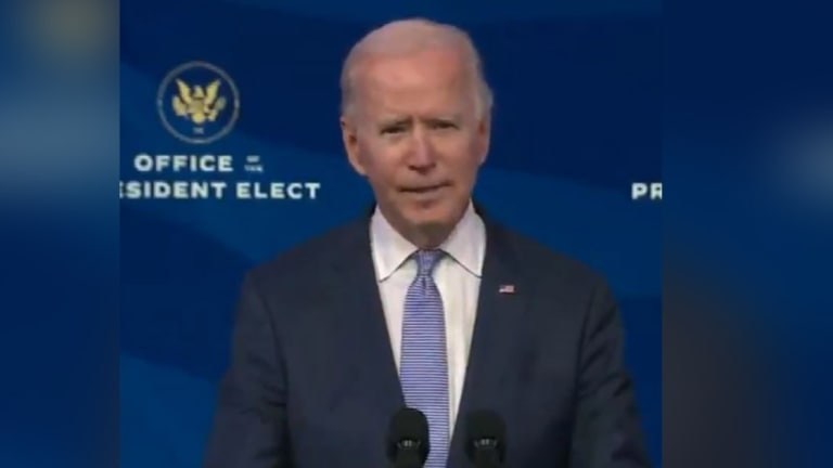 (Video) Joe Biden: This Is Not A Protest; It's An Insurrection