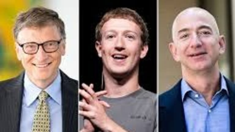 Do Tech Elites Think They Are Above It All Or Are They Trying To Save The World