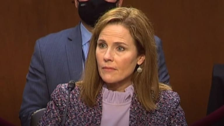 Hate Group Leader: Amy Coney Barrett Is One Of Us