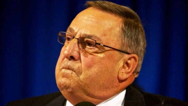 """LePage: Whites Will Become """"Forgotten People"""" If Electoral College Is Eliminated"""