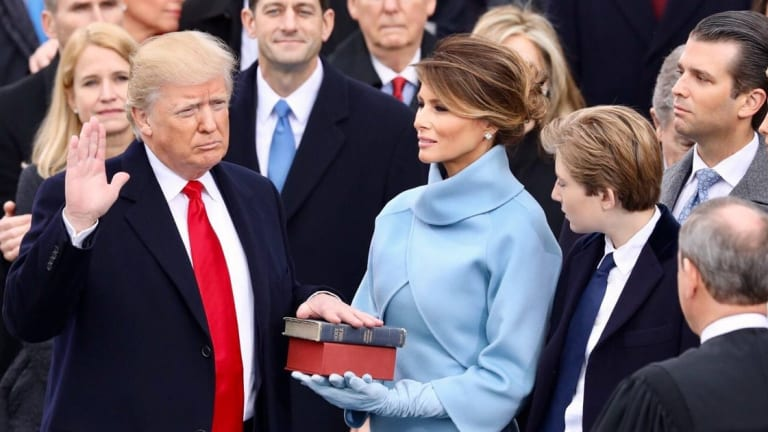 D.C. Officials Say Trump Still Owes City $7.3 Million From His 2017 Inauguration