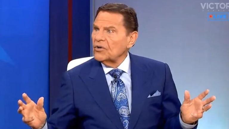 Televangelist: You Must Keep Tithing Even If You've Lost Your Job