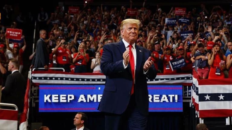 Trump Campaign Sues Three Iowa Counties Over Absentee Ballot Request Mailings