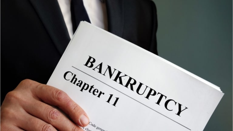These Companies Gave Their CEOs Millions Just Before Bankruptcy