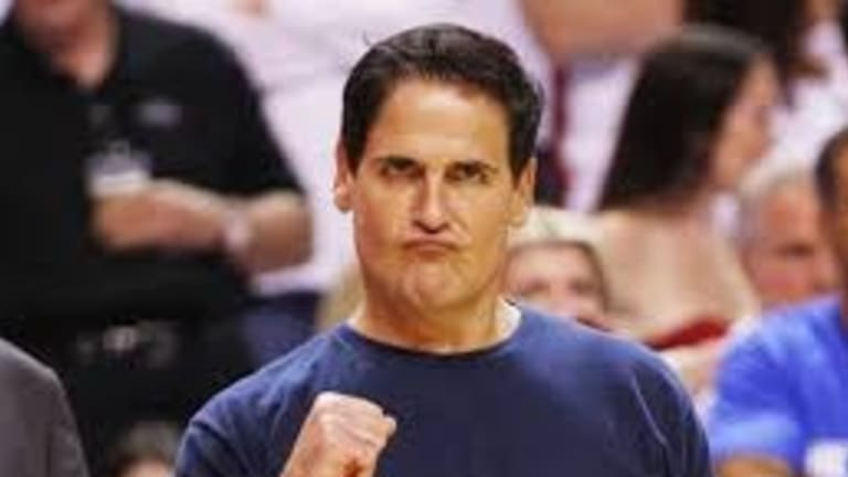 Mark Cuban Is Worried About A Pull Back In The Market
