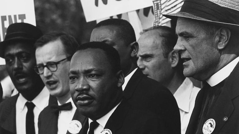 Dr. Martin Luther King, Jr. On Seeing Ourselves In Our Enemies