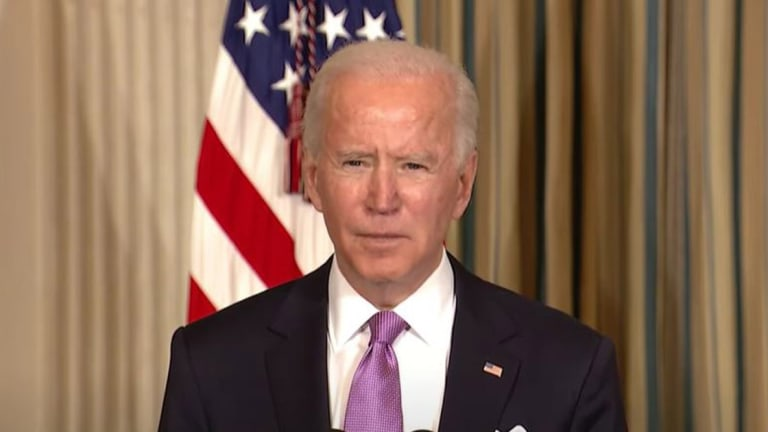 Polls Find Biden's Approval Rating Higher Than Trump's Ever Was