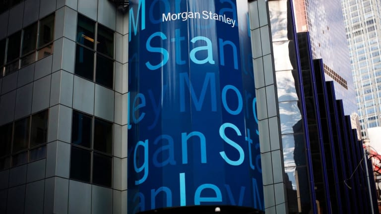 Morgan Stanley Buying Fund Manager Eaton Vance Corp. for $7 Billion