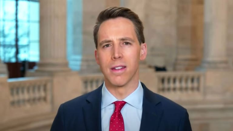 Missouri's Biggest Newspaper Warns That Josh Hawley Is Endangering Democracy