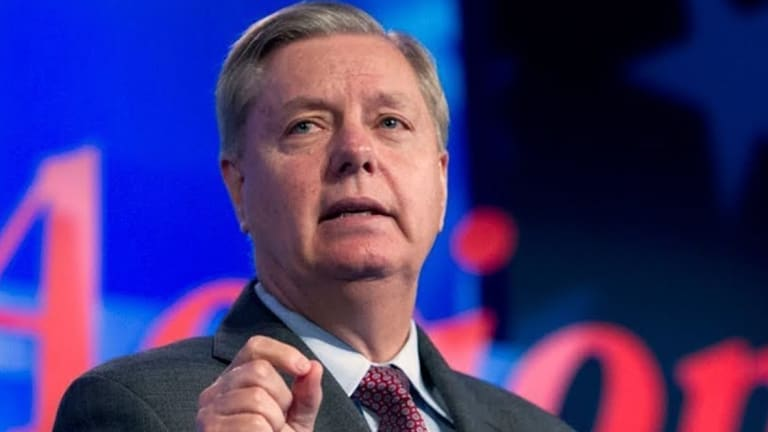Graham: Trump Has 'All The Legal Authority In The World' To Pardon Roger Stone