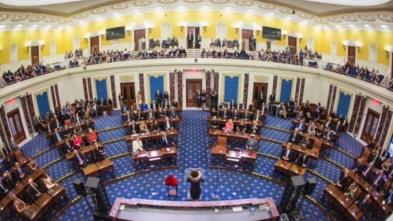 Here's Why a Blue White House and Red Senate Would be Good for Markets