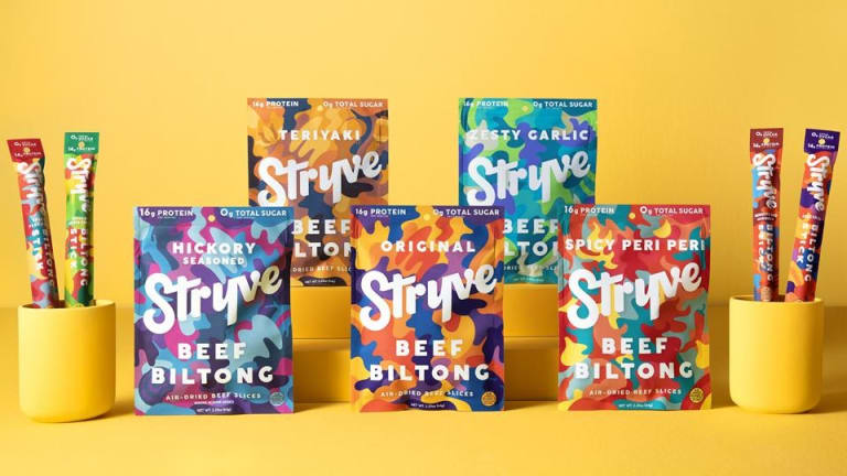 Stryve Foods Is Going Public Through SPAC