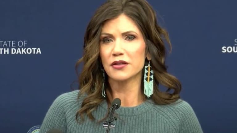 Gov. Kristi Noem Wants To Stop SD Women From Aborting Fetuses With Down Syndrome