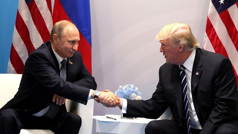 Ex-British Spy: UK Gov't Covered Up Evidence Of Putin's 'Likely Hold' Over Trump
