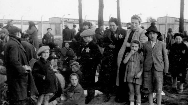 Elie Wiesel On Life In A Concentration Camp
