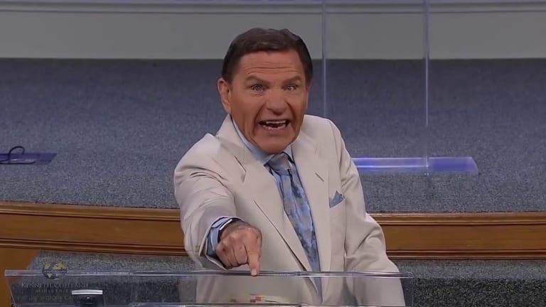 Christian Network TBN Cancels Televangelist Kenneth Copeland's TV Show