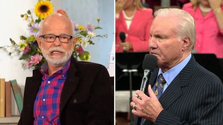 Disgraced Televangelists Jim Bakker And Jimmy Swaggart Received PPP Loans