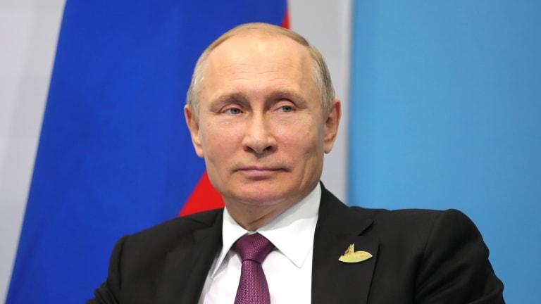 Putin: There Is Nothing Criminal In Hunter Biden's Past Ties To Ukraine