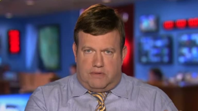 Frank Luntz On Fox: Baseball Fans Should Be 'Held Accountable' For Booing Trump