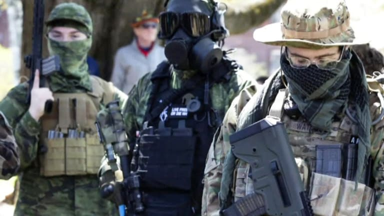 Ex-FBI Special Agent: Right-Wing Terrorists Have Infiltrated US Law Enforcement