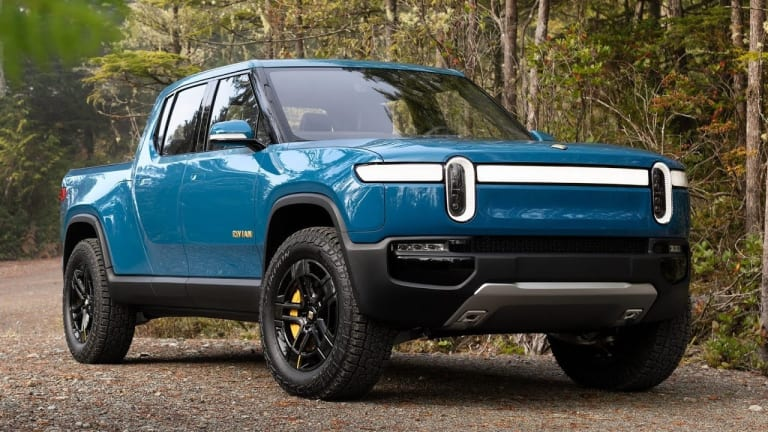 Rivian Will Begin Deliveries Of Electric Pickup Truck In June 2021