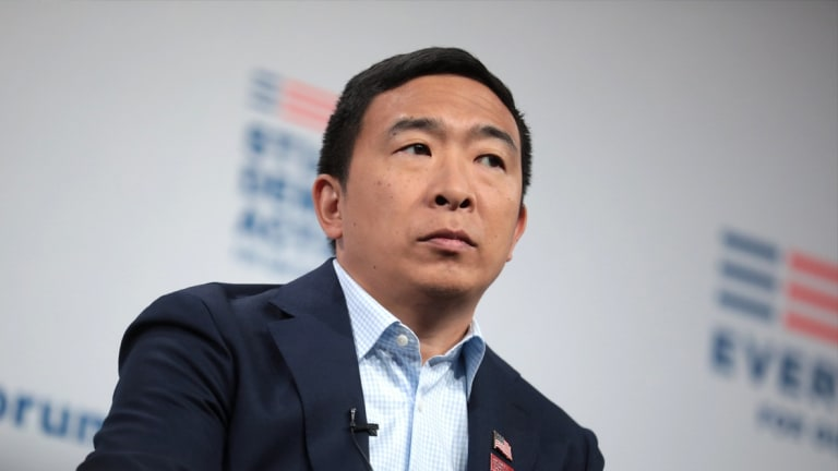 Andrew Yang: Congress Must Implement COVID UBI To Avert Second Great Depression