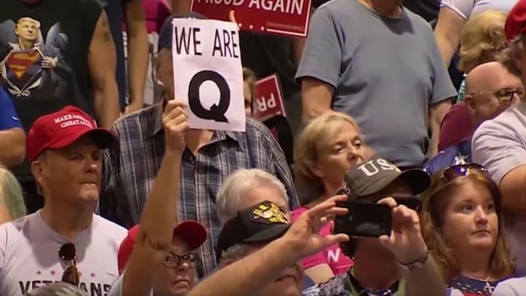 Where's Q? Child Sex Trafficking Prosecutions Fell Under Trump
