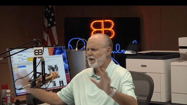 """WATCH: Rush Limbaugh Calls On People With """"Guns"""" To """"Push Back"""" On """"The Left"""""""