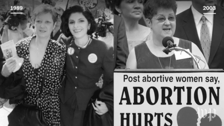 In Deathbed Confession, Jane Roe Says Evangelicals Paid Her To Turn Pro-Life