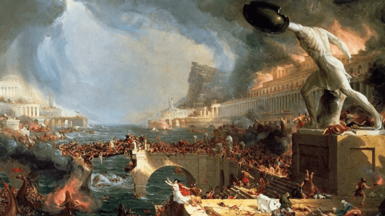 Historically, Income Inequality Is Known As A Destroyer Of Civilizations