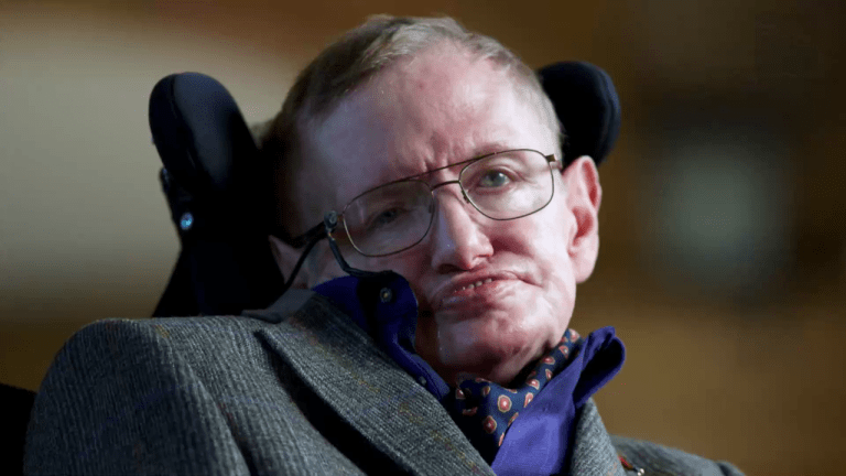 Video: Stephen Hawking: Greed And Stupidity Are What Will End The Human Race