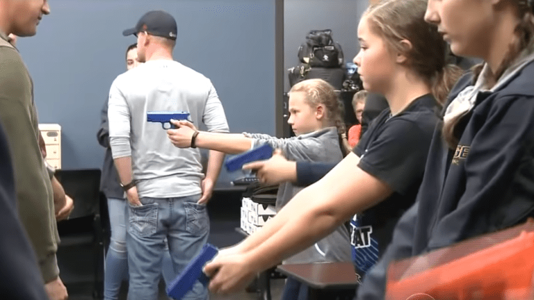 Iowa School Districts Roll Out Mandatory Gun Training For Middle Schoolers
