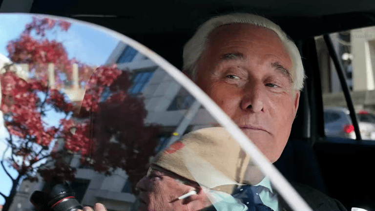 Prosecutors Will Seek 7-9 Year Prison Sentence For Trump Adviser Roger Stone