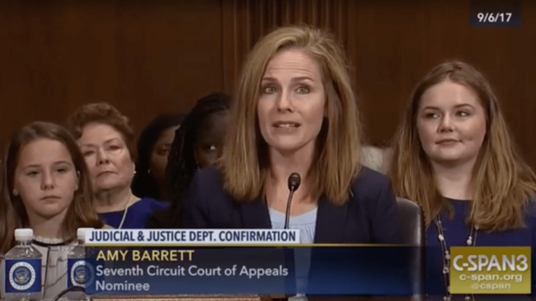 Trump's Leading Pick To Replace RBG Believes Husbands Should Rule Over Wives