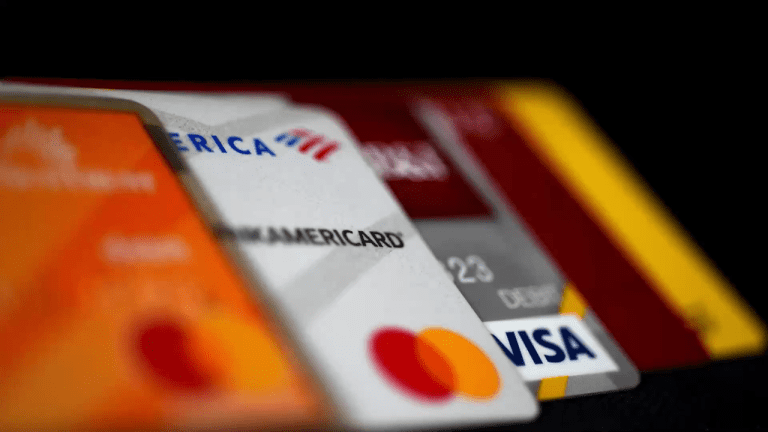 Millions of Credit-Card Customers Can't Pay. Lenders Are Bracing For Impact.